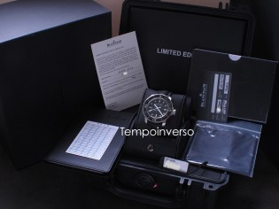 BLANCPAIN Nageurs de combat limited edition full set unused Fifty fathoms