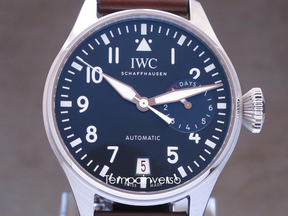IWC Big Pilot Le petit prince edition full set Pilot's watch