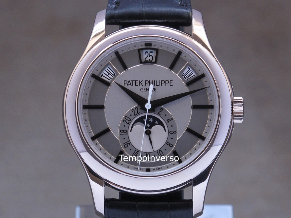 PATEK PHILIPPE annual calendar full set & PP serviced  Men complications