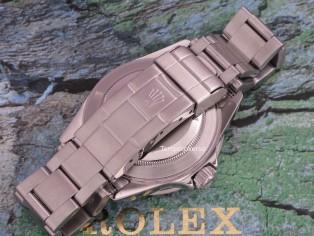 ROLEX date classic Kermit Mark 1 1st series FF Bertolli bezel full set Unpolished  Submariner