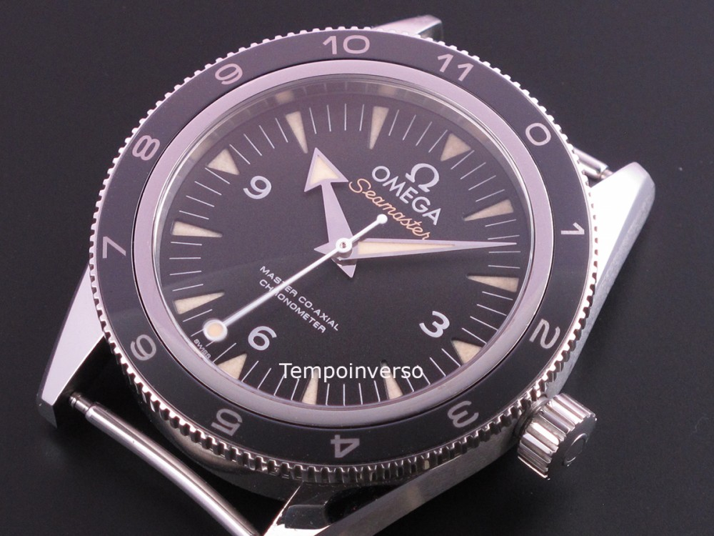OMEGA Spectre 300M Limited Edition full set  Seamaster